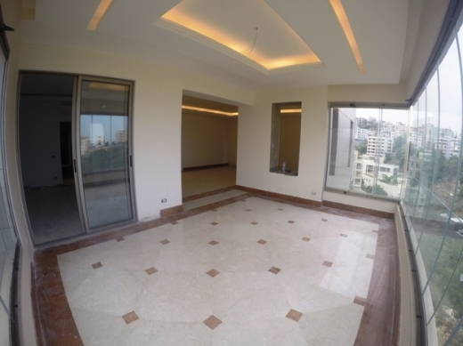 Apartment in Bsalim - Open View Amazing Apartment for Sale in Bsalim FC8017