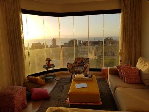 Apartment in Jal el-Dib - شقة جديدة جل الديب 230م منظر بحر و جبل لا يحجب 375000$ 71001611