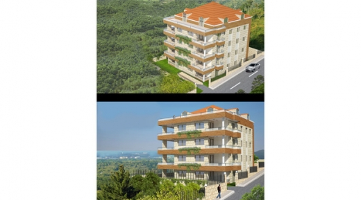 Apartment in Amchit - Brand New Apartment For Sale in Aamchit Jbeil