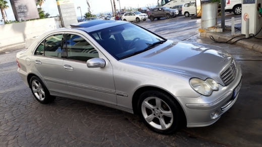 Mercedes-Benz in Rawche - Mercedes C 200 Model 2005