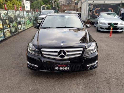 Mercedes-Benz in Mkalles - Rkein Motors:تقسيط بدون دفعة أولى Mercedes-BenzC250 Black 2013