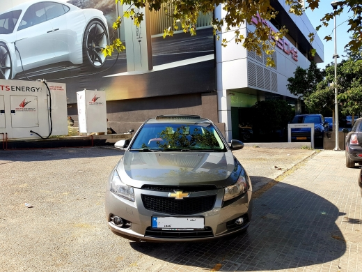 Chevrolet in Abou Samra - 2012 Chevrolet Cruze LT