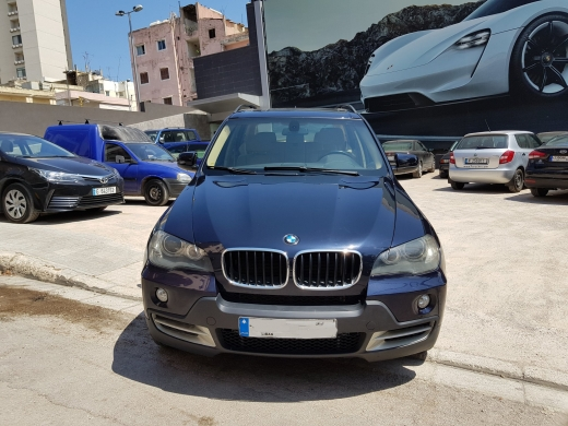 BMW in Beirut City - 2008 BMW X5 3.0 Si
