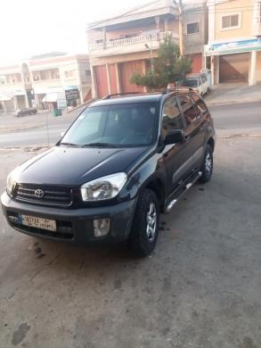 Toyota in Sour - Toyota Rav-4