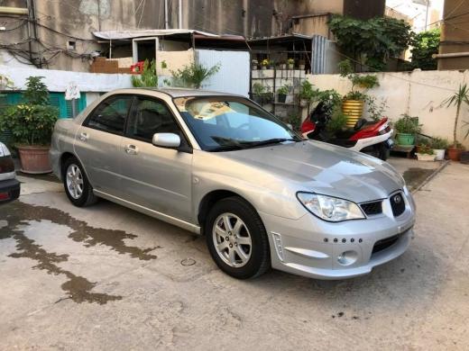 Toyota in Beirut City - Toyota Impreza