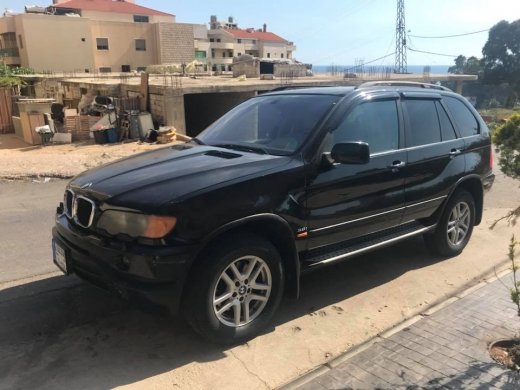 BMW in Saida - BMW X5 2001 3.0
