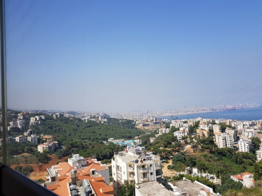 Apartment in Awkar - Apartment for Sale in Aoukar