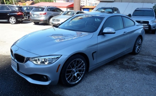 BMW in Sin El Fil - BMW 428 COUPE ,2014,clean carfax,low mileage,fully loaded