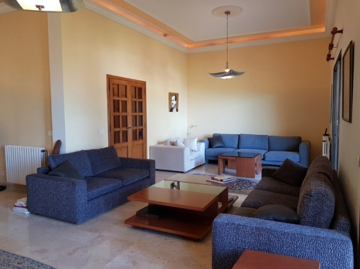 Apartment in Ain Saadeh - Furnished Apartment with Terrace for Rent in Beit Meri