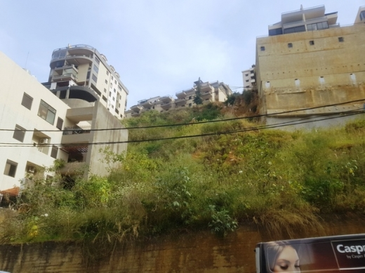 Land in Jounieh - Land for Sale at Antelias Mezher surface 940 m2