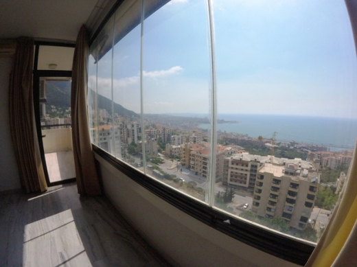 Apartment in Jounieh - Apartment in Sahel Alma for rent Surface 185m2