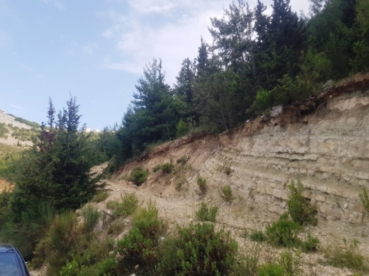 Land in Jounieh - Land for Sale at Ghbeleh Kesrwan Hot deal 3.850m2