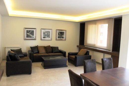 Apartment in Sin el-Fil - Furnished apartment for rent in Sin El Fil (City Rama)