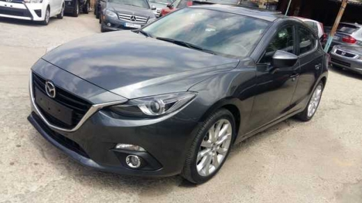 Mazda in Sad el-Baouchrieh - Mazda 3, model 2017, 20000 Kilometers (ONLY!!)