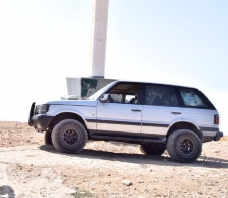 Land Rover in Jounieh - New range rover