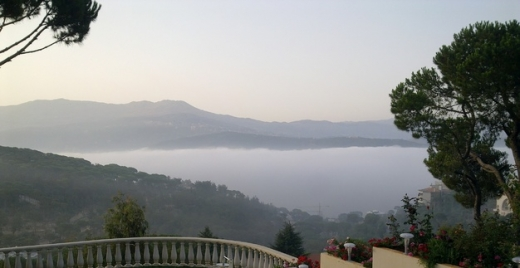 Land in Baabdat - STUNNING Unobstructed Mount View in Mansion Zone of Shalimar