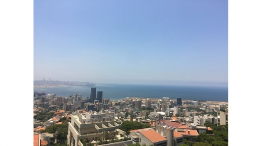 Apartment in Mtaileb - Luxurious Apartment For Rent In A Classy Area Of Rabieh Metn With View