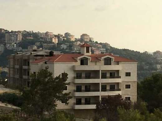 Other real estate in Choueifat - Mountain Seaview building for sale in Choueifat