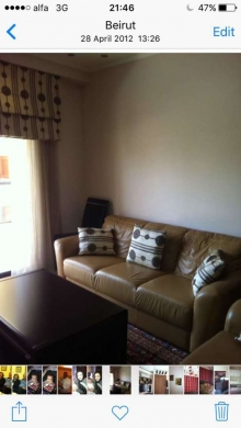 Apartment in Sodeco - For Rent Sodeco 150 m2 Furnished 5 stars Apartment