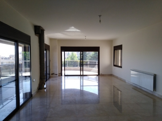 Apartment in Haoush el Oumara - zahle haouch el omara new luxurious apartment prime location