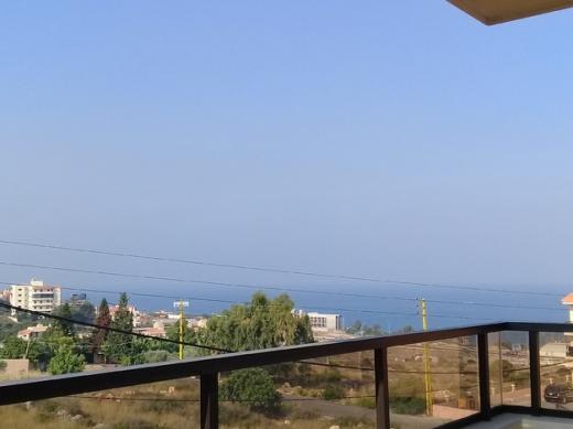 Apartment in Khalde - شقق 120م2 للبيع مشروع مرتب ومطل عالبحر بجدرا