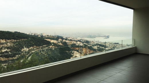 Apartment in Rabweh - Luxurious Apartment For Sale In Nabey With Panoramic Sea View