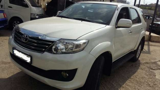 Toyota in Sad el-Baouchrieh - Toyota Fortuner 4x4, model 2015, 39000 Km (ONLY!!)