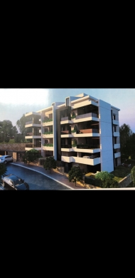 Apartment in Mansourieh - شقة ١٢٠ م٢ قيد الانشاء مطلة للبيع في المنصورية