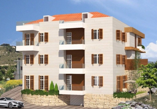 Duplex in Chamat - Apartment for sale in Chamat