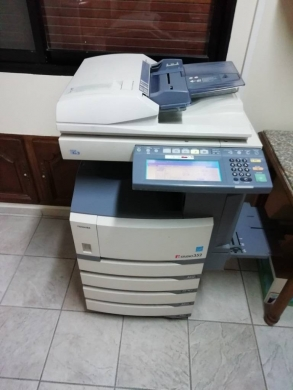 Office Furniture & Equipment in Hazmiyeh - TOSHIBA MODEL E-studio 352 DP-3540