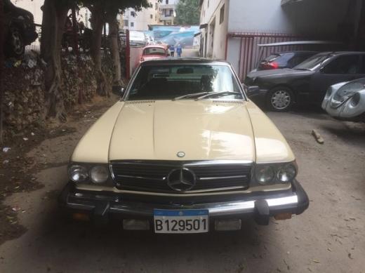 Mercedes-Benz in Dik El Mehdi - 450 SLC 1980 modle
