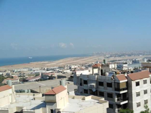 Apartment in Bchamoun - شقة للبيع مرتبة في بشامون اليهودية