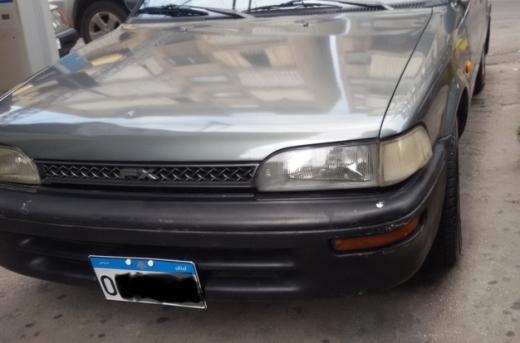 Toyota in Baouchriye - 1988 Toyota Corolla LX