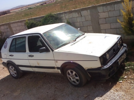Volkswagen in Baalback - golf2 للبيع 1988