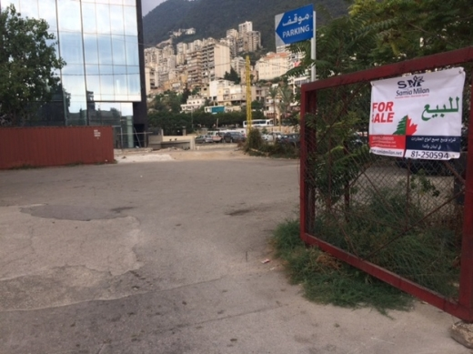 Land in Jounieh - Prime location land in Haret Sakher - face to Saraya Jounieh