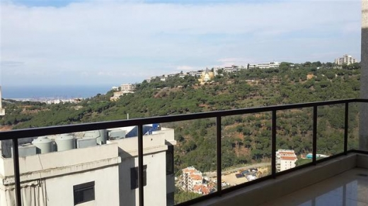 Apartment in Mansourieh - Apartment For Sale in Mansourieh With Sea View