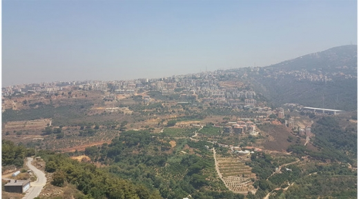 Apartment in Baabda - Apartment For Sale in Louaize With Great View