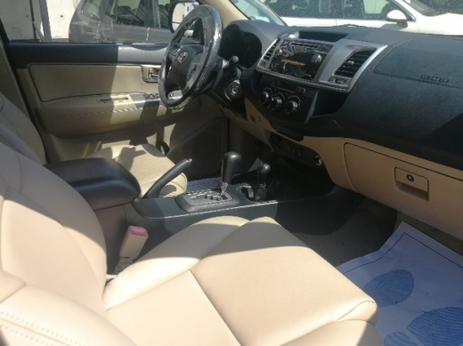 Toyota in Baouchriye - Toyota fortuner 2014