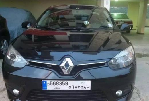 Renault in Furn Al Chebak - Renault fluence 2013