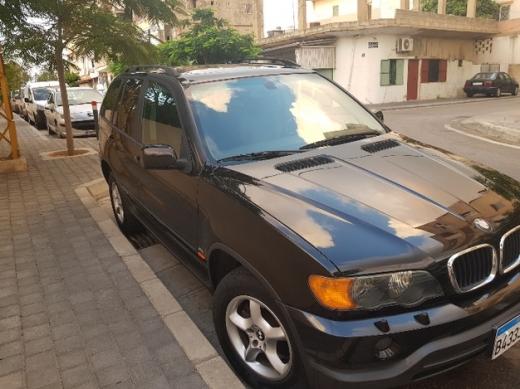BMW in Hadeth - BMW X5 full option v6 3.0 ktir ndif