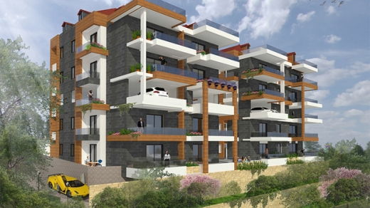 Apartment in Jbeil - Apartment For Sale In Hboub Under Construction With Garden