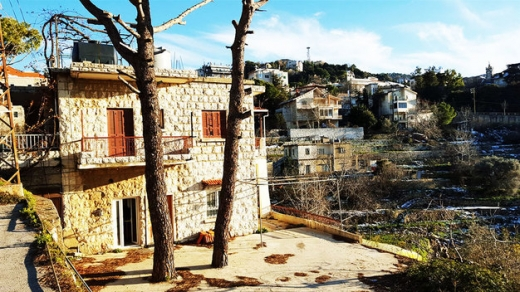 Villa in Bikfaya - Duplex For Sale In Bekfaya