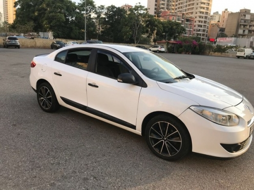 Renault in Sodeco - Renault fluence full automatic 2011