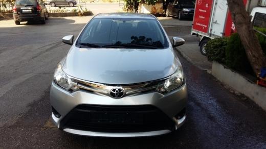 Toyota in Antilias - Toyota Yaris 2014