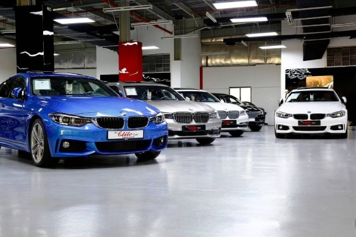 BMW in Amaret Chalhoub - BMW DEALER IN DUBAI -  LEBANON