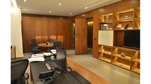 Office Space in Dbayeh - Amazing Fully Furnished Office For Rent On Dbayeh Highway With Sea View