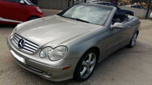 Mercedes-Benz in Sad el-Baouchrieh - Mercedes-Benz CLK 320 convertible model 2005