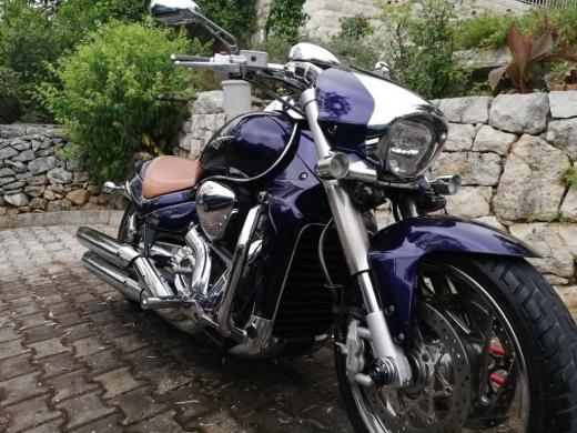 Suzuki in Ghadir - suzuki boulevard m109r limited edition