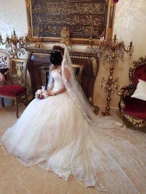 Wedding Dresses in Jiyeh - Royal wedding dress