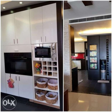 Apartment in Ghazir - Fully furnished and Decorated Duplex for sale 280m2 + 90m2 terraces